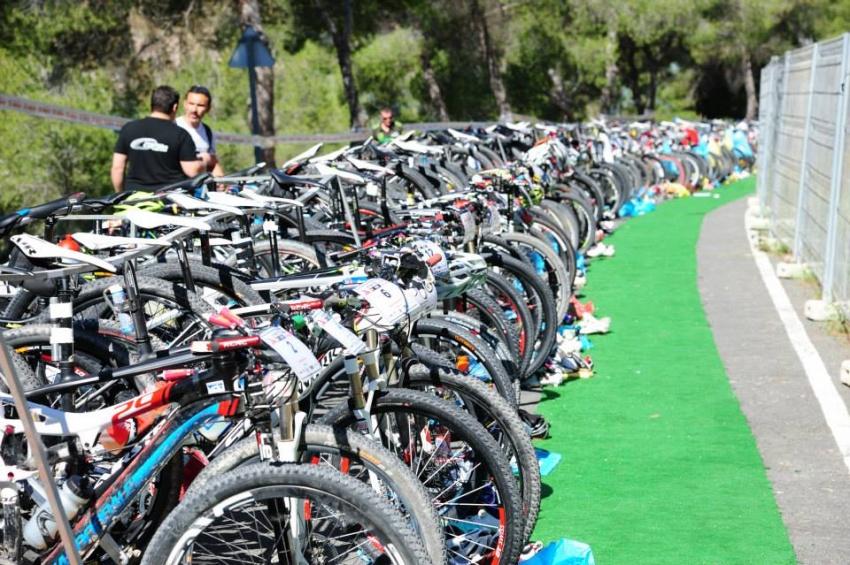 bikes in trans
